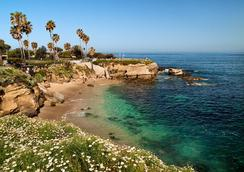 拉霍亞濱海酒店 - La Jolla - 海灘