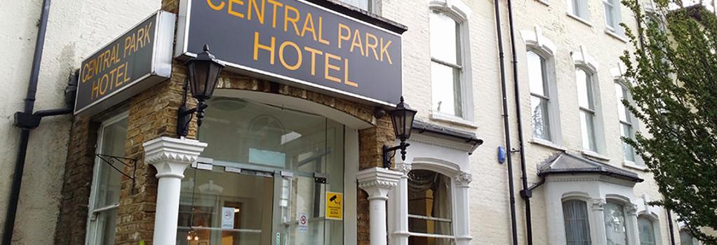 Central Park Hotel - 倫敦 - 建築