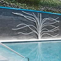 HS HOTSSON Hotel Silao Outdoor Pool