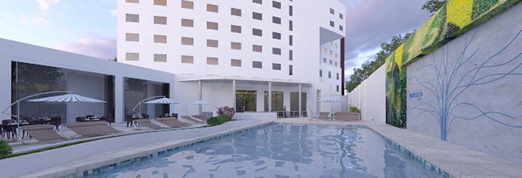 HS HOTSSON Hotel Silao - Silao - 建築