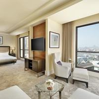 Conrad Makkah Guestroom