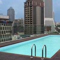 Pacific Express Hotel Rooftop Pool
