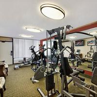 Howard Johnson Inn Gillette Gym