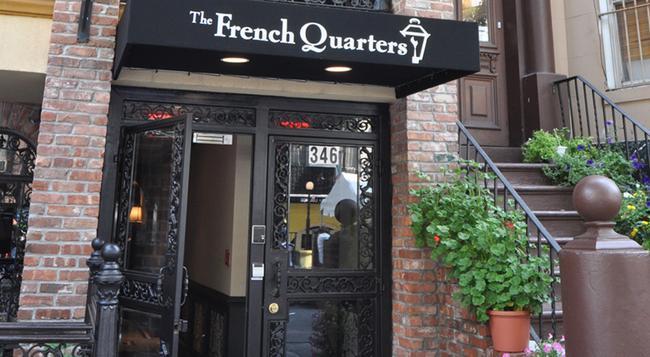 French Quarters Guest Apt - 紐約 - 建築