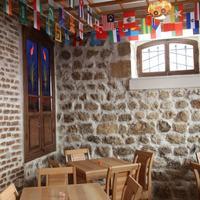 Fi Hostel Breakfast Area