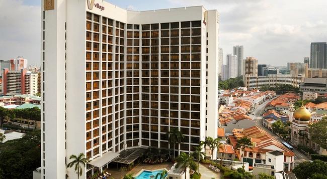 Village Hotel Bugis - 新加坡 - 建築