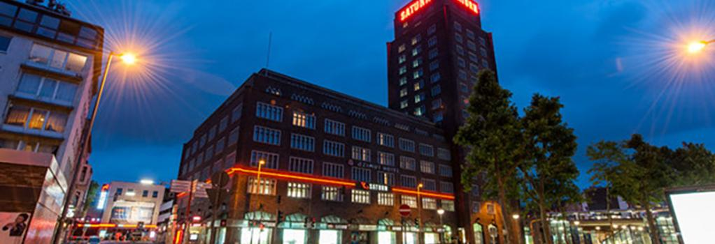 Azimut Hotel Cologne - 科隆 - 建築