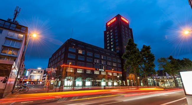 Azimut Hotel Cologne City Center - 科隆 - 建築