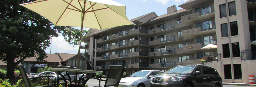Arbors at Island Landing Hotel & Suites - 鴿子谷 - 建築