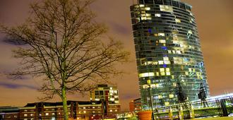 萬豪西印度碼頭酒店 - 倫敦 - 建築