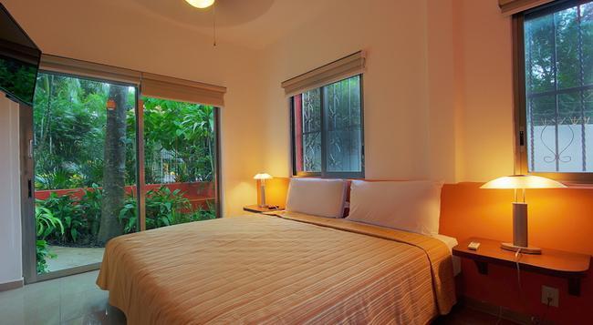 Riviera Maya Suites - Playa del Carmen - 臥室