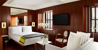 哈德森紐約中央公園酒店 - 紐約 - 臥室