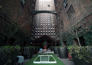 哈德逊中央公园摩根酒店
