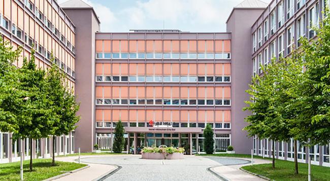 Azimut Hotel Munich - 慕尼黑 - 建築