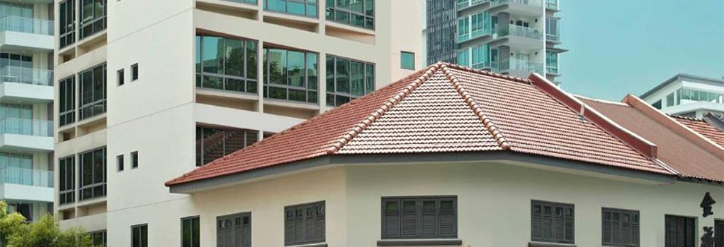 Aqueen Jalan Besar Hotel - 新加坡 - 建築