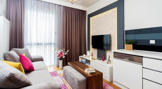 Mera Suites - 伊斯坦堡 - 臥室