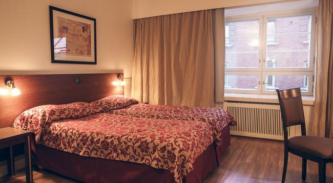 Hotel Anna - 赫爾辛基 - 臥室