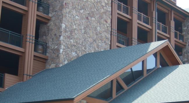 Westgate Branson Woods Resort and Cabins - 布蘭森 - 建築
