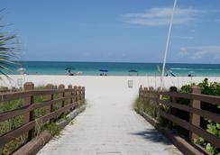 韋斯特蓋特南海灘酒店 - 邁阿密海灘 - 海灘