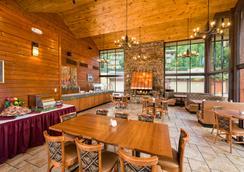 Westgate River Terrace Resort - 加特林堡 - 餐廳