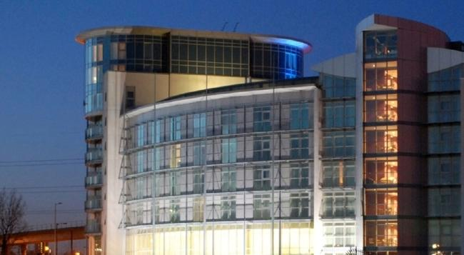 DoubleTree by Hilton Hotel London ExCel - 倫敦 - 建築