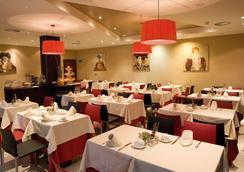 F&G洛格羅尼奧酒店 - 洛格羅尼奧 - 餐廳