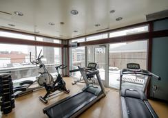 地鐵酒店 - 密爾沃基 - 健身房