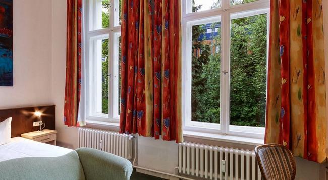 Hotel Tiergarten Berlin - 柏林 - 臥室