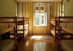 Hostel Lux Skadarlija - 貝爾格萊德 - 臥室