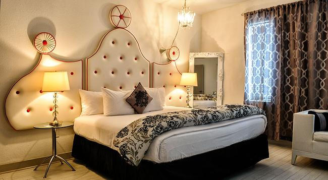 Whitelaw Hotel - 邁阿密海灘 - 臥室