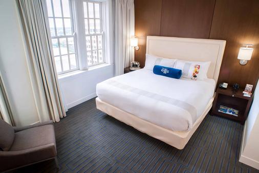 艾利斯飯店 - 亞特蘭大 - 臥室