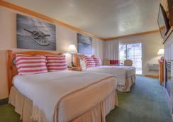 太浩湖海灘度假酒店 - 南太浩湖 - 臥室