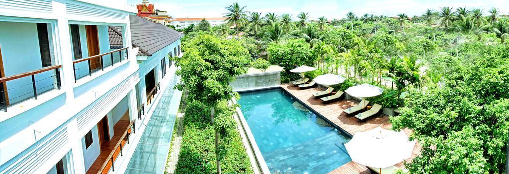 La Residence Blanc D'Angkor - 暹粒 - 建築
