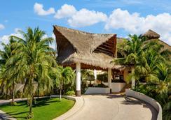 可可比什暗礁全包度假村 - Playa del Carmen - 建築