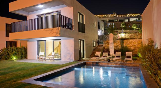 Bodrum Luxury Villas - 博德魯姆 - 建築