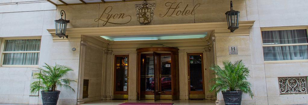 Hotel Lyon - 布宜諾斯艾利斯 - 建築