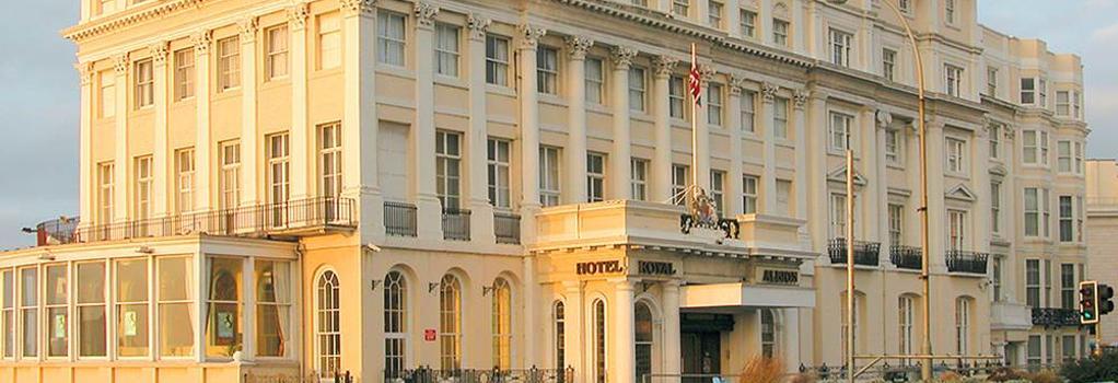 Royal Albion Hotel - 布萊頓 / 布賴頓 - 建築