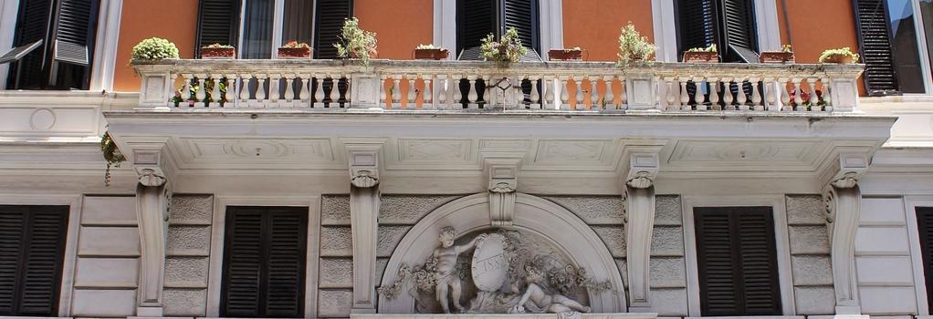 Hotel Seiler - 羅馬 - 建築