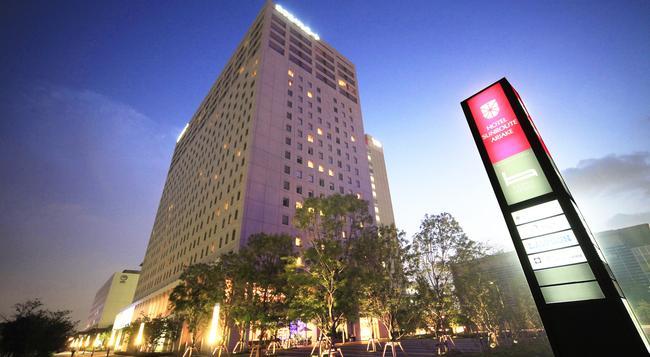 Hotel Sunroute Ariake - 東京 - 建築