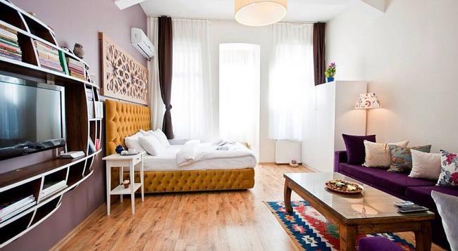 Cumbali 27 - 伊斯坦堡 - 臥室
