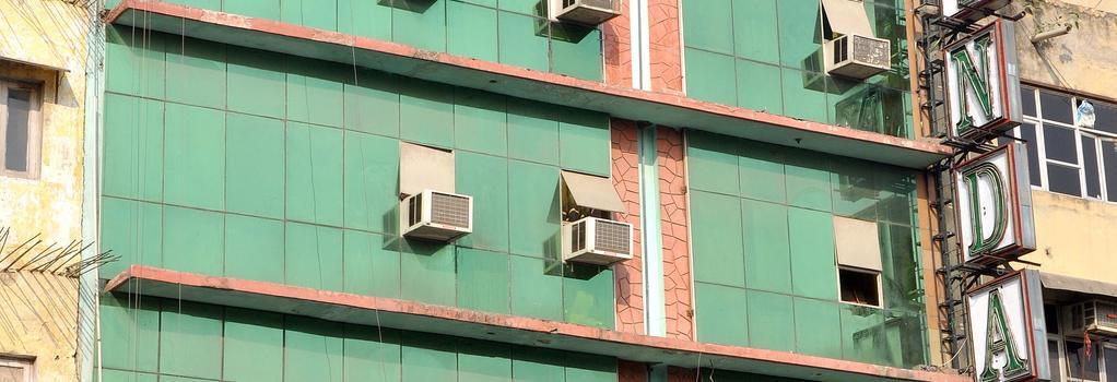 Hotel Jindal International - 新德里 - 建築