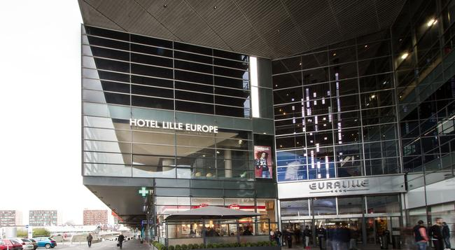 Hotel Lille Europe - 里爾 - 建築