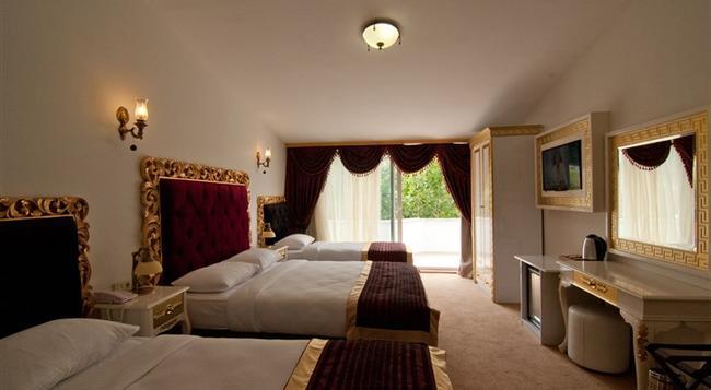 Vali Konak Hotel - 伊斯坦堡 - 臥室