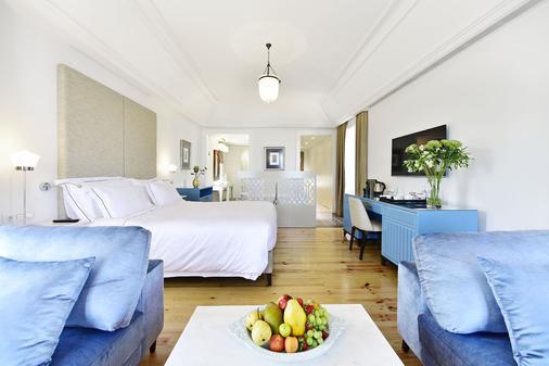 聖地亞哥阿爾法瑪- 精品酒店 - 里斯本 - 臥室