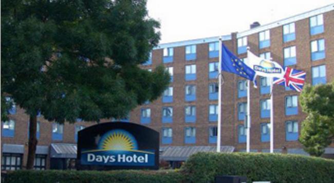 Days Hotel London- Waterloo - 倫敦 - 建築