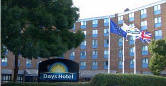 戴斯滑鐵盧酒店 - 倫敦 - 建築