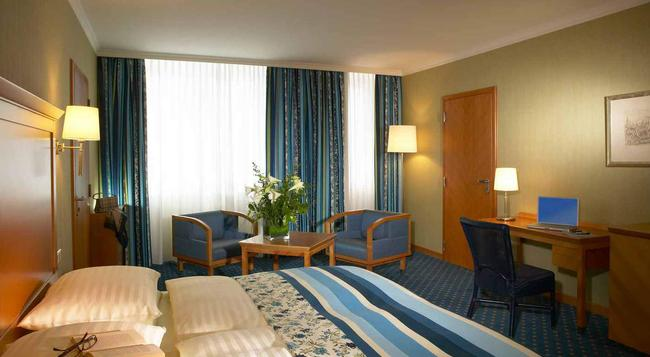 Hotel De France - 維也納 - 臥室