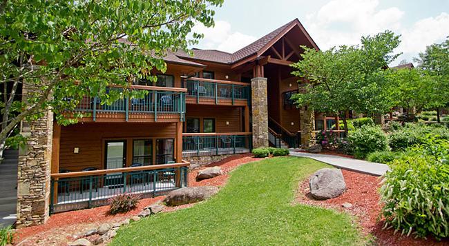 Bent Creek Golf Village - 加特林堡 - 建築