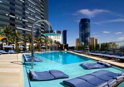 The Cosmopolitan Of Las Vegas - 拉斯維加斯 - 游泳池