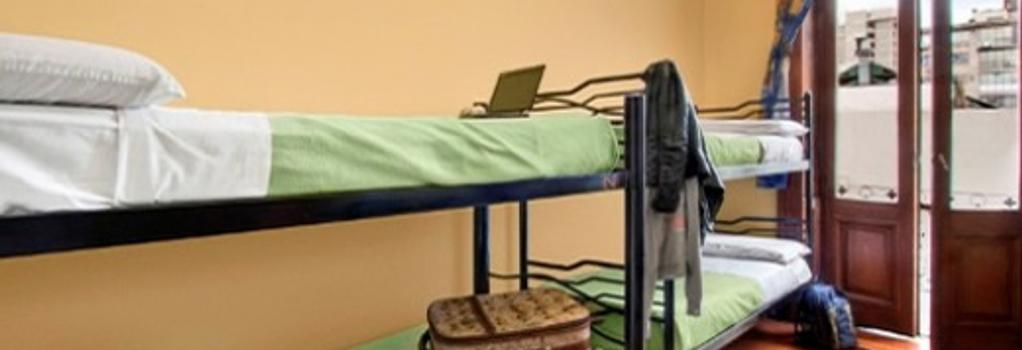 Milhouse Hostel Hipo - 布宜諾斯艾利斯 - 臥室